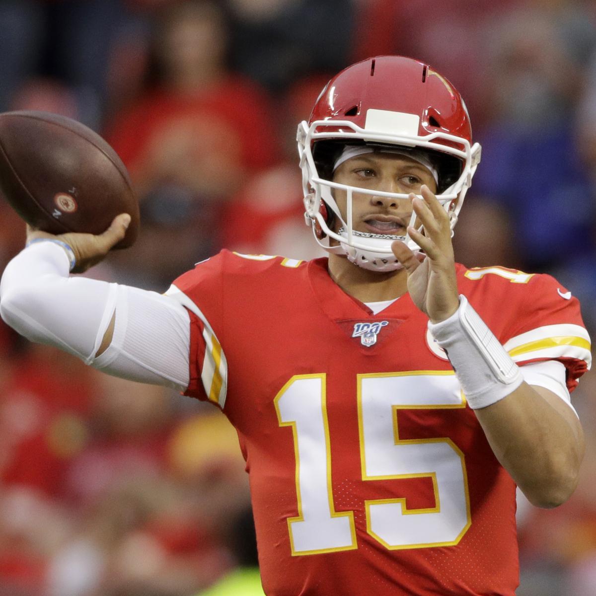Bleacher Report's Expert Consensus 2019 Regular-Season NFL Predictions