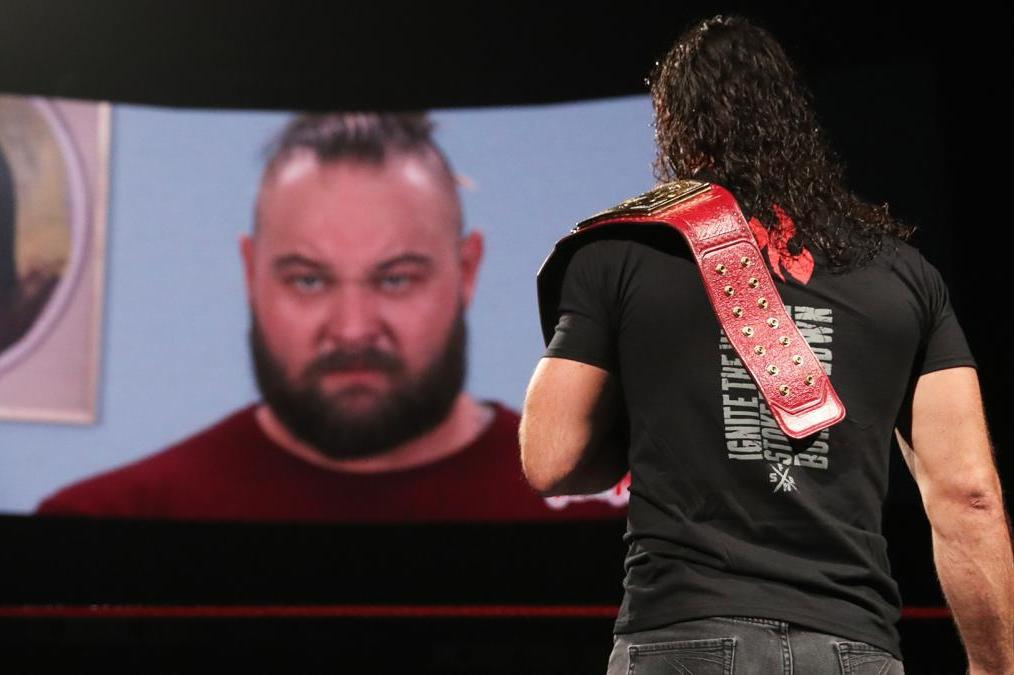 WWE Raw Results: Winners, Grades, Reaction and Highlights from September 16