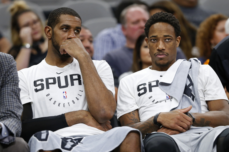 Trade Packages to Break Up NBA's Worst Star Pairings