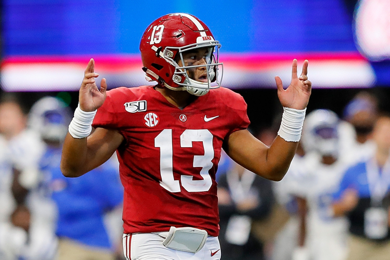 10 Realistic Upsets That Would Send the 2019 College Football Season into Chaos