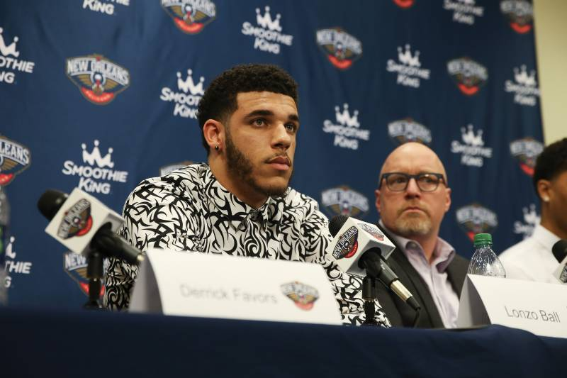 Predictions for Lonzo Ball and Former NBA Lottery Picks on