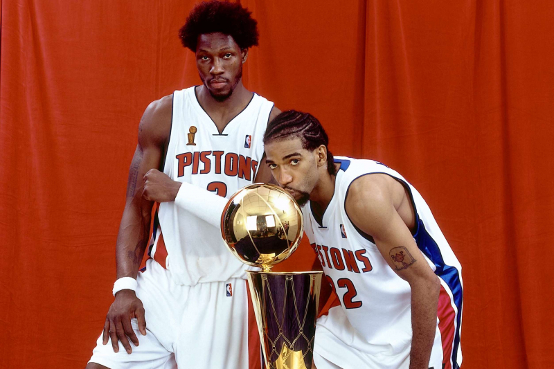 Title Teams We Can't Let NBA History Forget