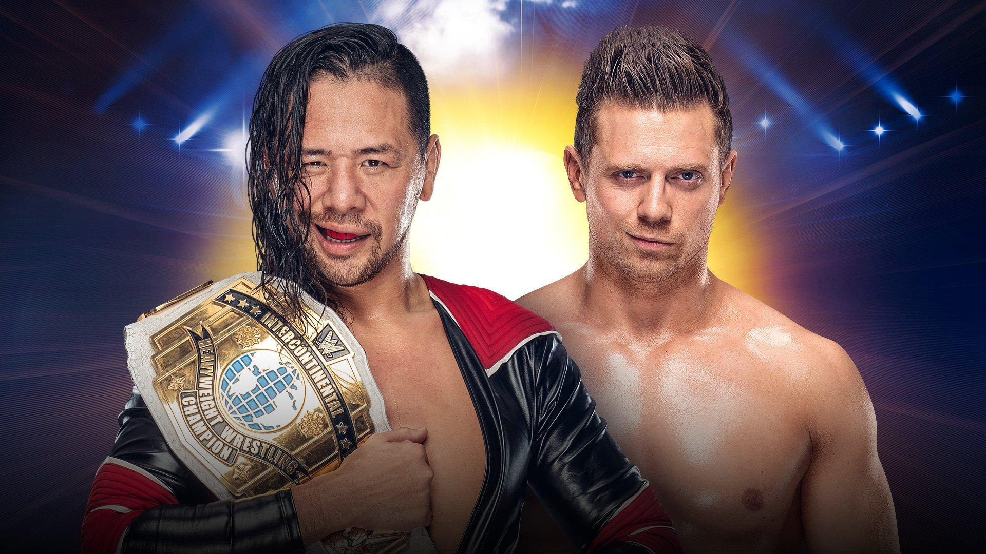 Image result for Clash of Champions 2019 matches