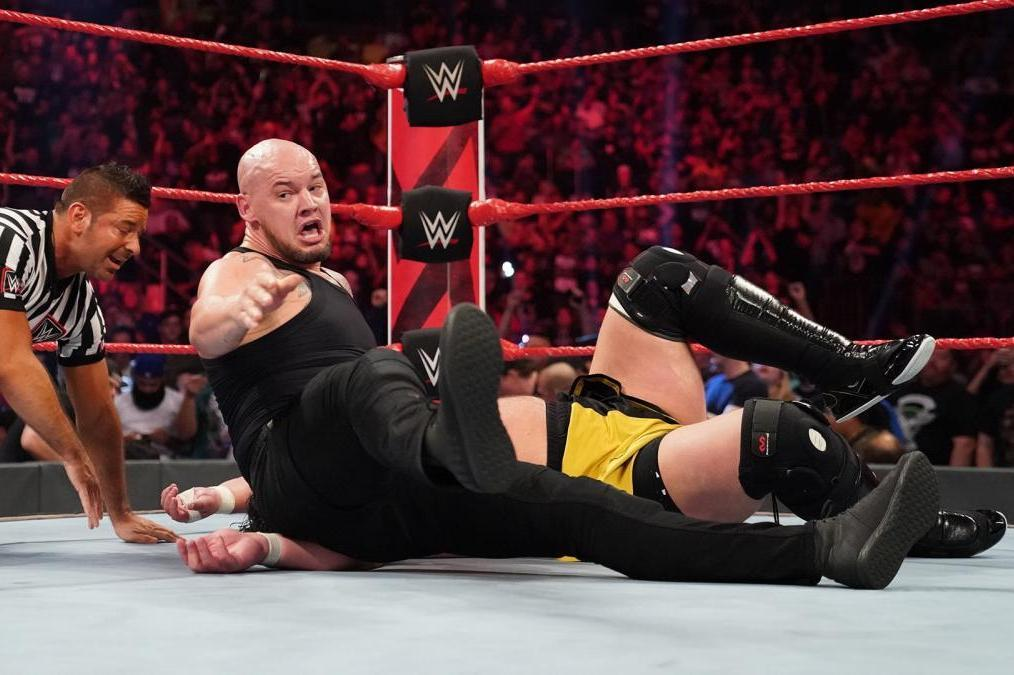 WWE Pushes Midcard Stars with Baron Corbin, Cedric Alexander, More Raw Fallout