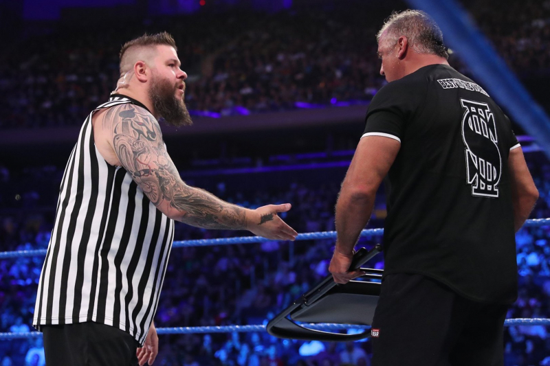 Kevin Owens Cools off as Push Stalls and More SmackDown Fallout