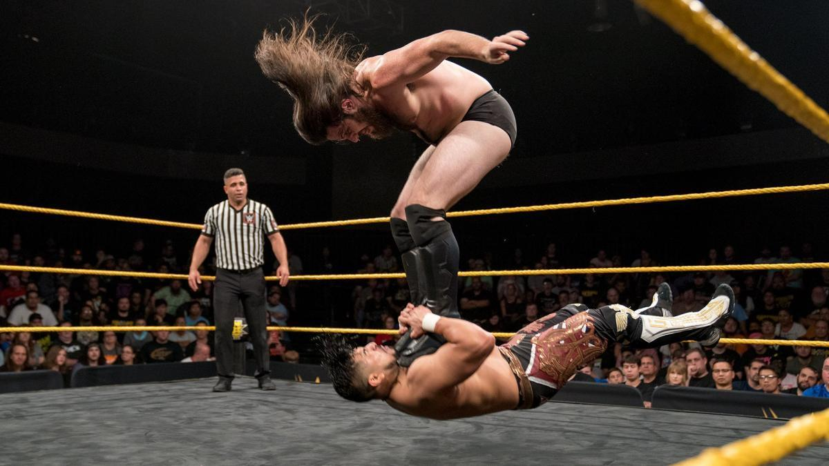 Image result for damian priest finisher nxt
