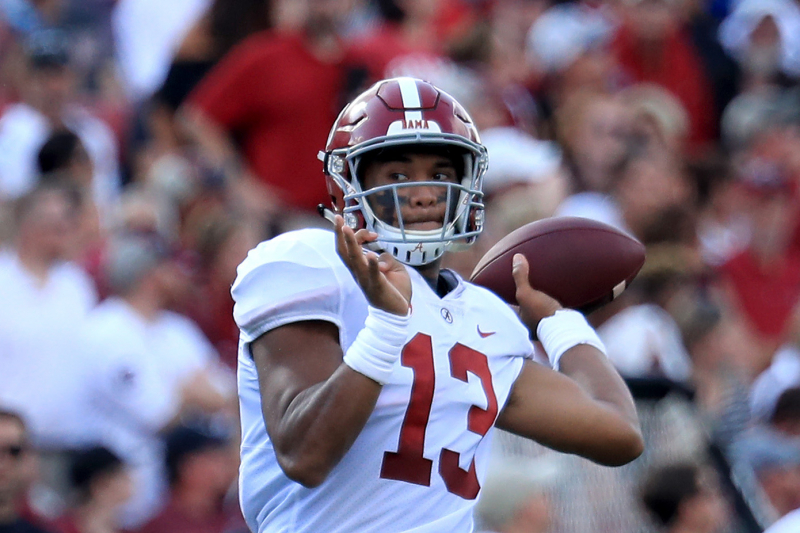 Winners and Losers from Week 3 of College Football