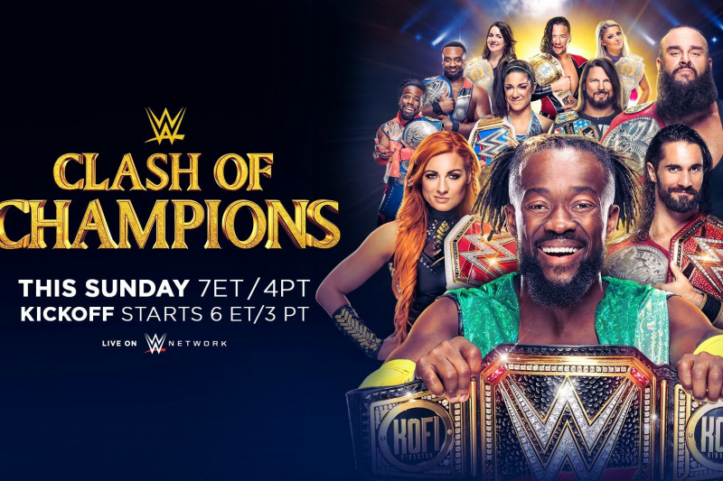 WWE Clash of Champions 2019 Results: Winners, Grades, Reaction and Highlights