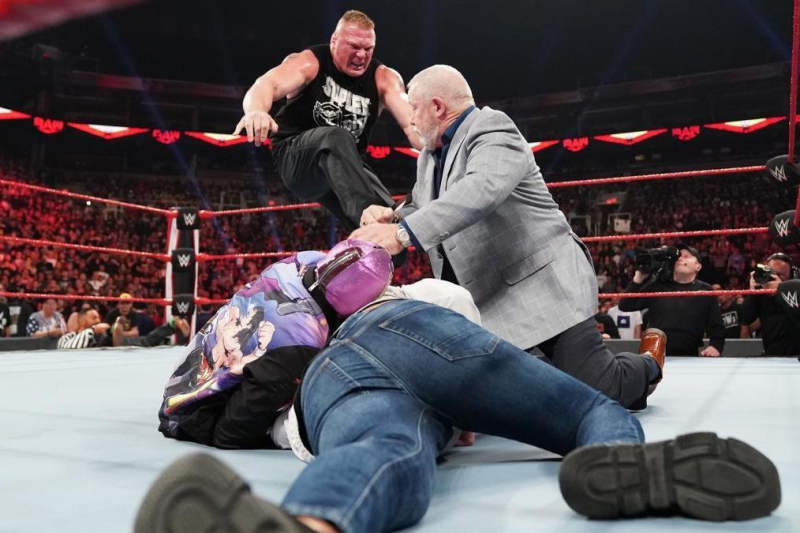 WWE Raw Results: Winners, Grades, Reaction and Highlights from September 30