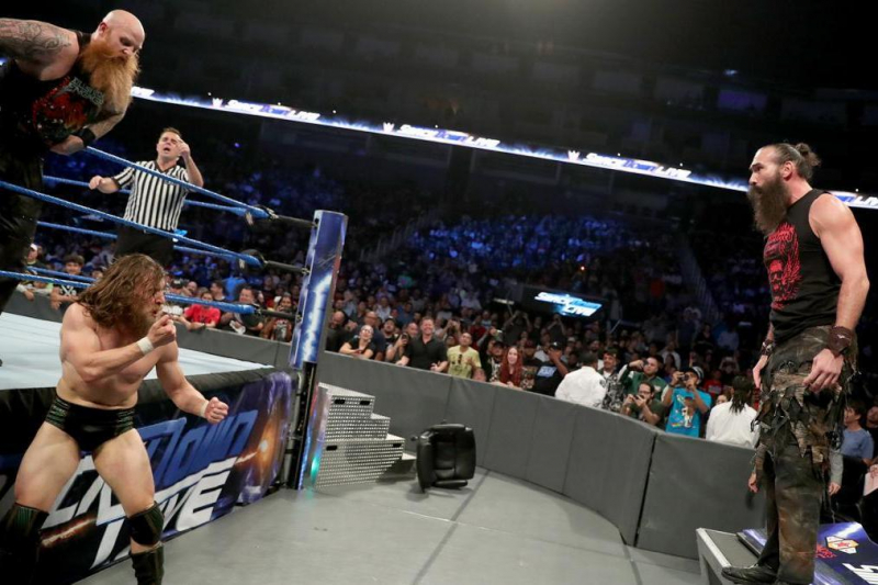 WWE SmackDown Results: Winners, Grades, Reaction, Highlights from September 24