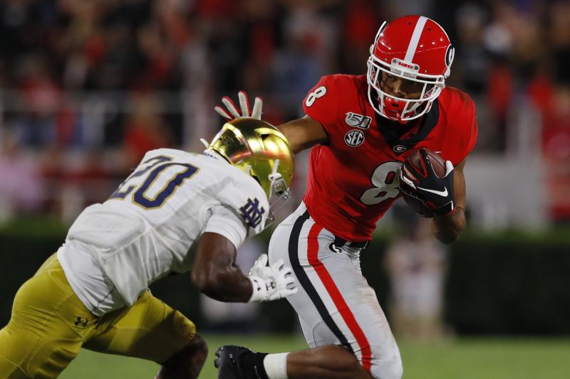 College Football Rankings: B/R's Top 25 After Week 4