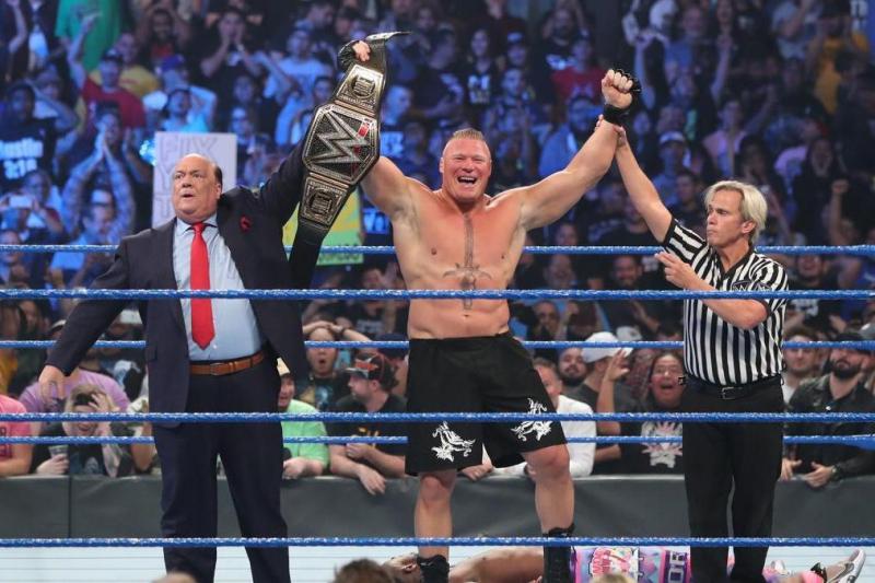 Kofi Deserved Better, Brock Lesnar vs. Cain Velasquez, WWE SmackDown Fallout