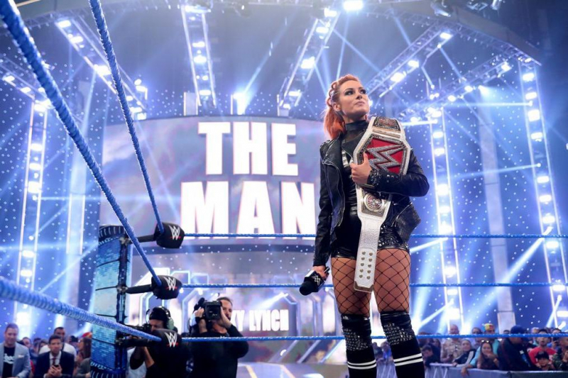 WWE SmackDown Results: Winners, Grades, Reaction and Highlights from Fox Debut