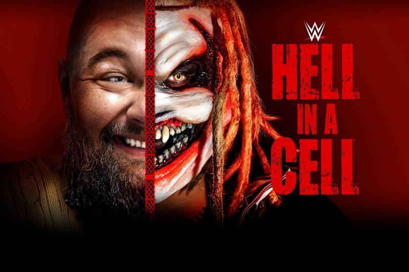 Image result for hell in a cell 2019 poster