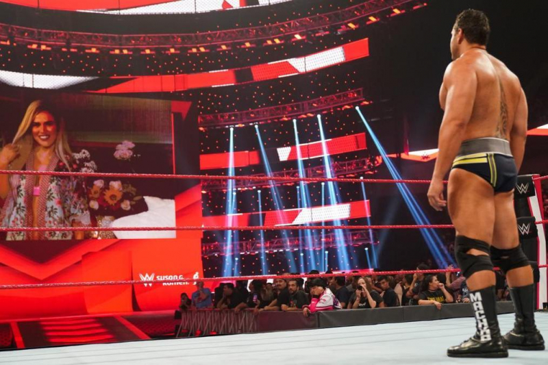 WWE Raw Results: Winners, Grades, Reaction and Highlights for October 7