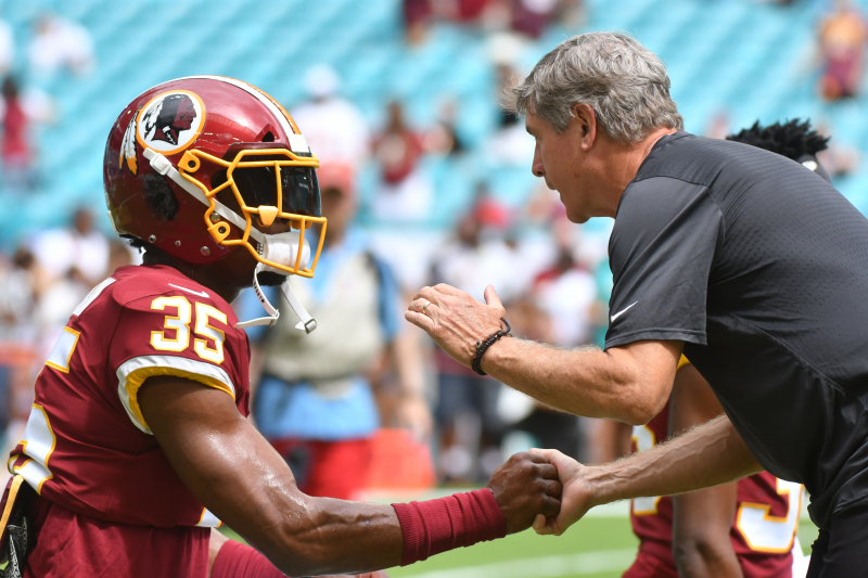 B/R Staff NFL Week 6 Report Card: Bill Callahan Gets Washington Back on Track