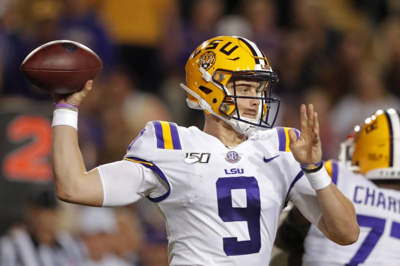 College Football Playoff Projections Week 8 Rankings And