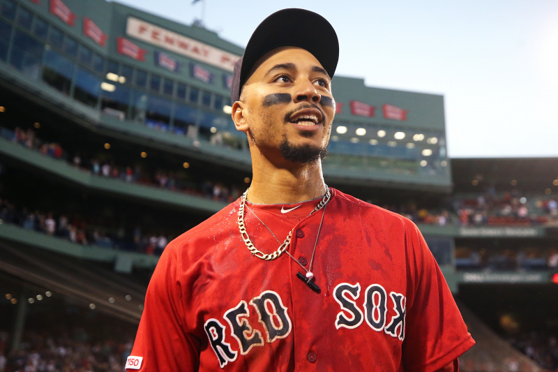 Top Trade Packages, Landing Spots for Mookie Betts