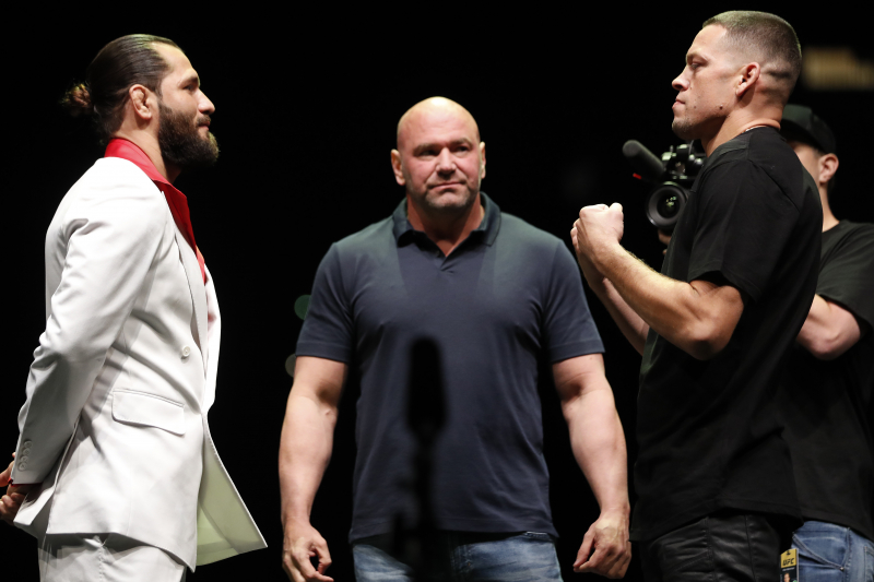 UFC 244: Previewing the Biggest and Best Fights Set for MSG