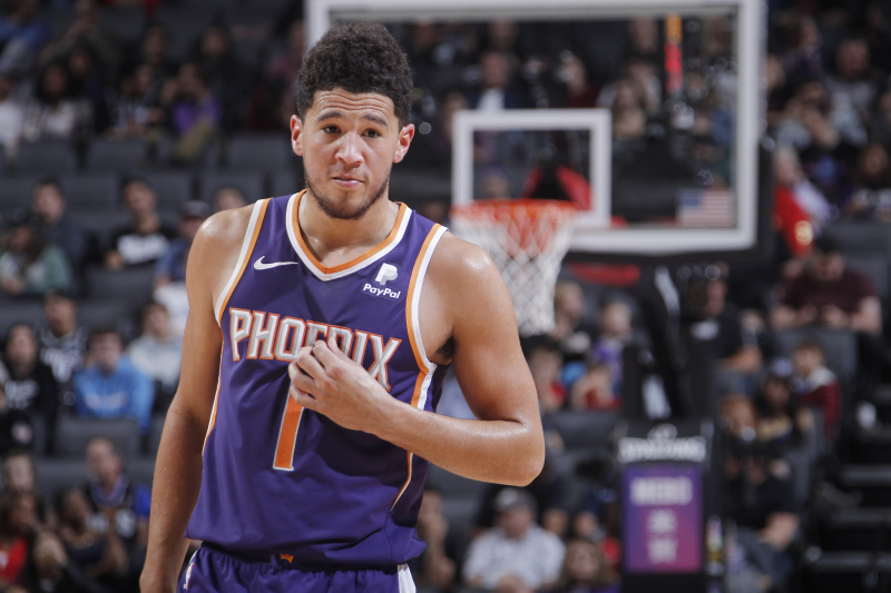 Lonzo Ball, Devin Booker, Jayson Tatum and NBA Players Ready for Career Years