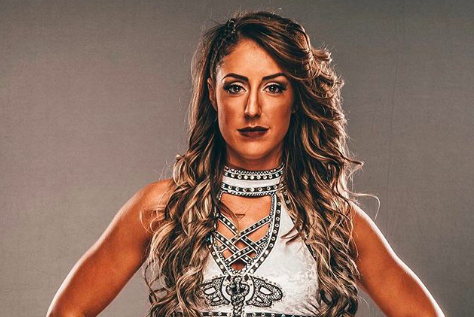 Off the Top Rope: Britt Baker on Injuries, a House Divided and Kenny Omega