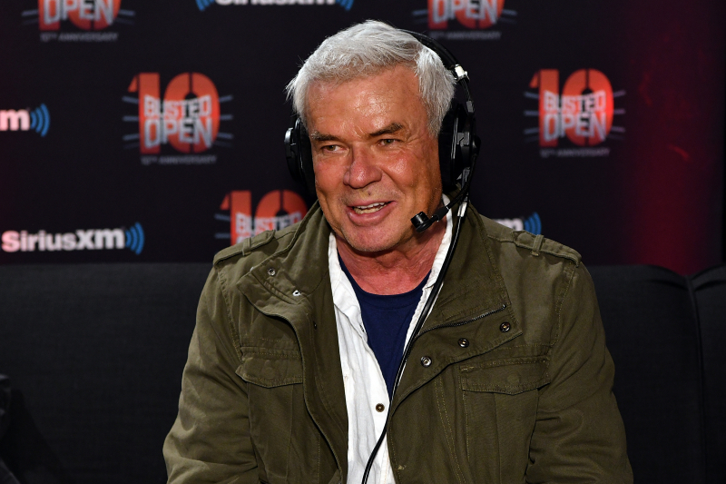 Backstage WWE Rumors: Latest on AEW, Eric Bischoff and More
