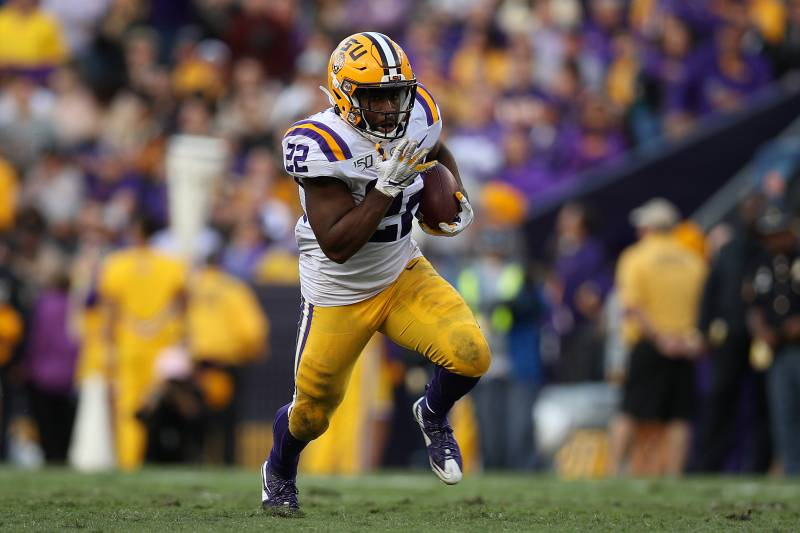College Football Playoff Projections Week 10 Rankings And
