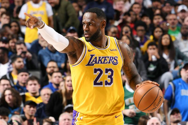 Nba Power Rankings Lebron And The Los Angeles Lakers Rise