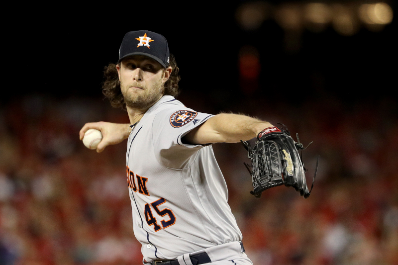 Realistic Free-Agent Destinations for Gerrit Cole This Offseason