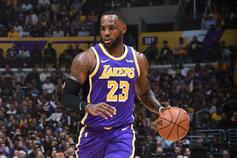 NBA Power Rankings: LeBron, Lakers Tighten Grip on Top Spot