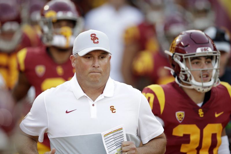Ideal Candidates for College Football Teams Most Likely to Be Changing Coaches