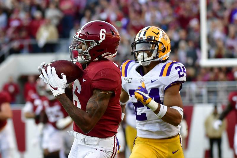 College Football Playoff Projections Week 12 Rankings And