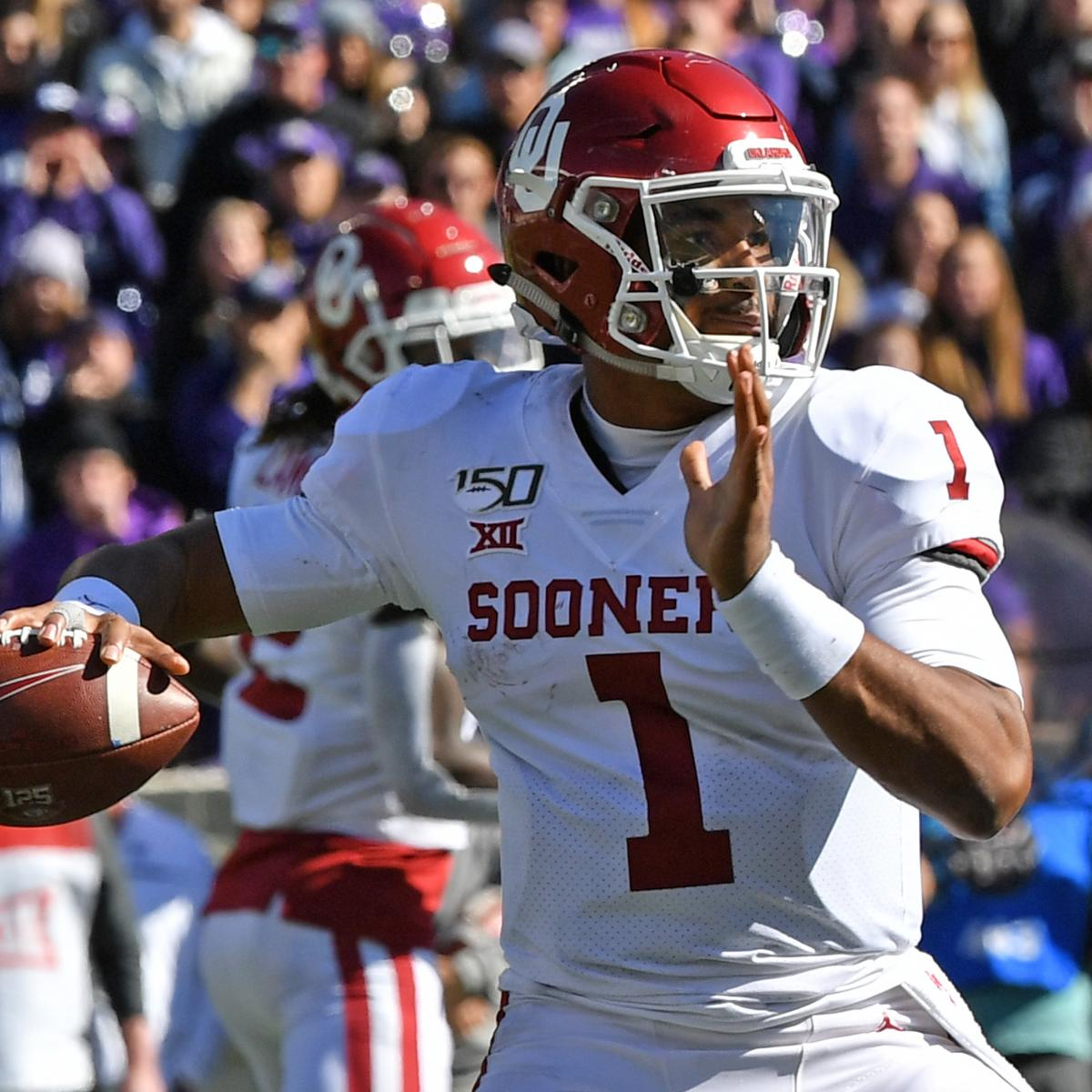 College Football Playoff 2019: How Top Teams Outside the ...