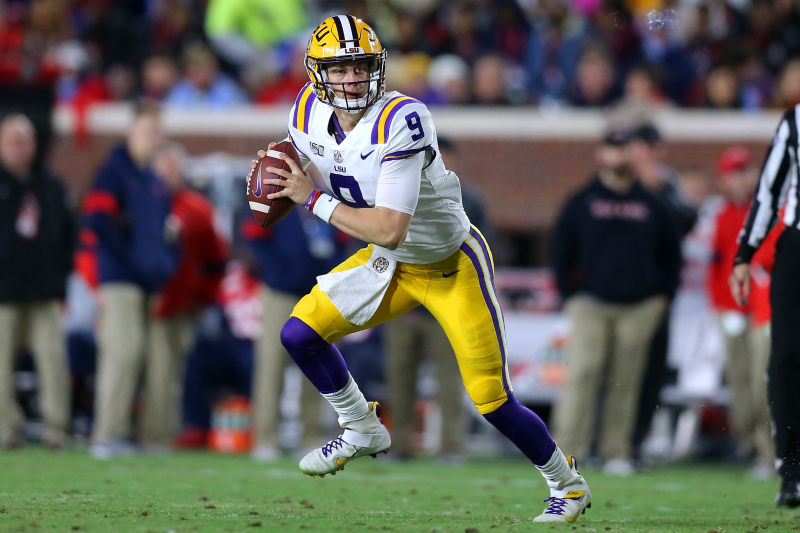 Ranking Heisman Contenders' Performances After Week 12 of College Football