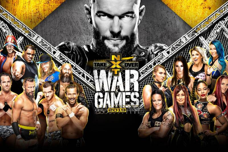 WWE NXT TakeOver: WarGames 2019 Results: Star Ratings for Each ...