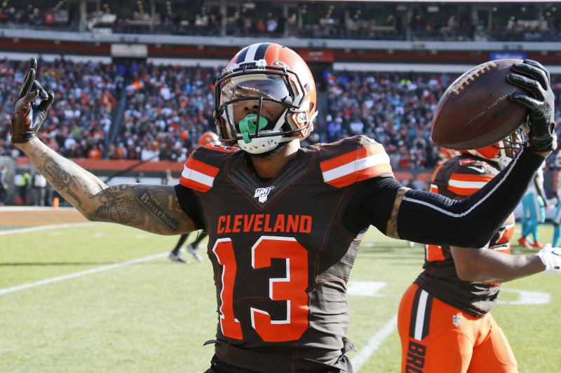B/R Staff NFL Week 12 Report Card: Ascending Browns' Playoff Hopes