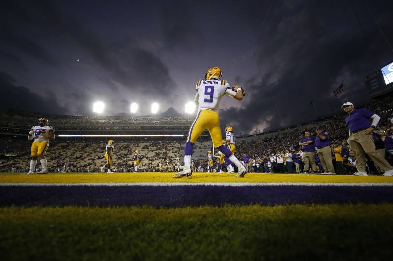 College Football Rankings: B/R's Top 25 After Week 14 | Bleacher Report |  Latest News, Videos and Highlights