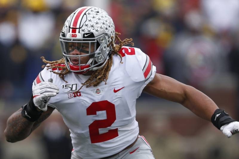 Matt Miller S Third Quarter 3 Round 2020 Nfl Mock Draft