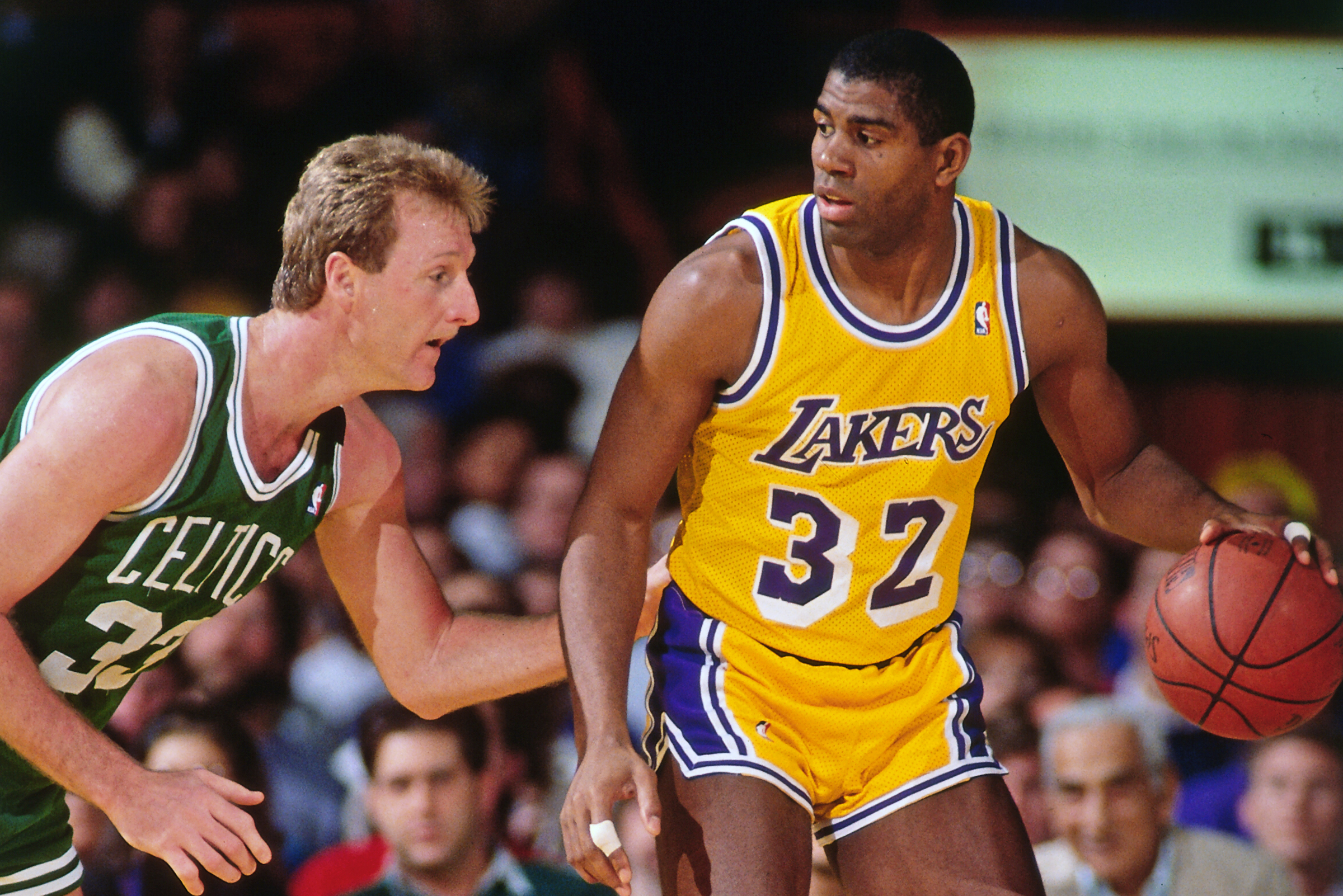 B/R NBA All-Decade Teams: Who Ruled the '80s? | Bleacher Report ...