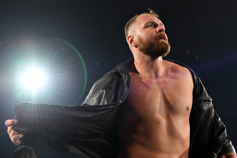Booking the Blueprint to a Huge 2020 for AEW Star Jon Moxley