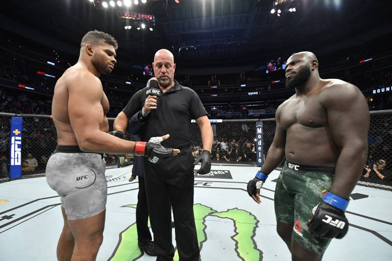 Ufc On Espn 7 Results The Real Winners And Losers