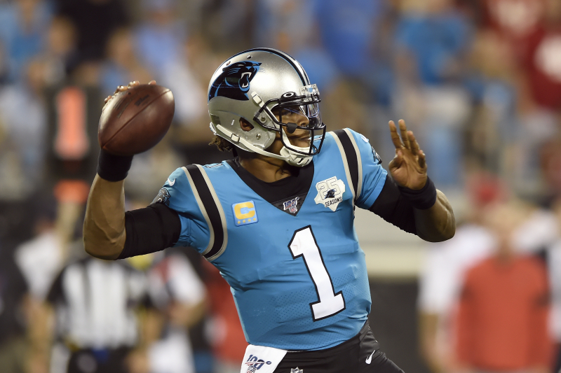 Realistic Trade Packages and Landing Spots for Cam Newton