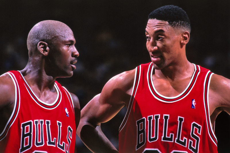 B/R NBA All-Decade Teams: Who Ruled the '90s?