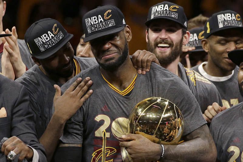 Every NBA Franchise's Best Team of the Decade
