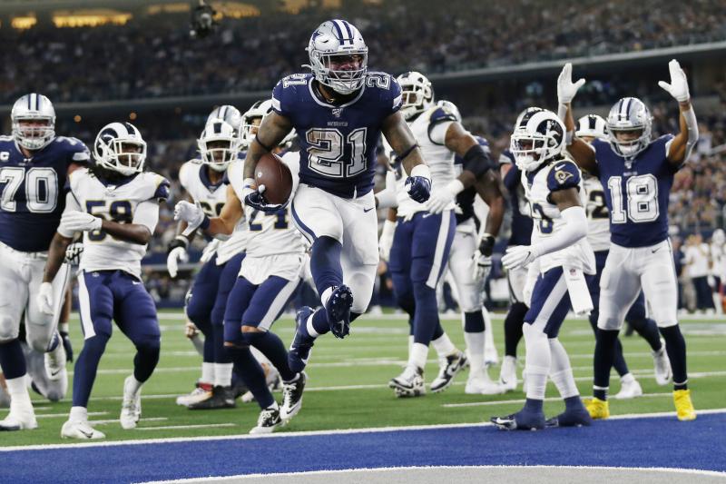 B/R Staff NFL Week 15 Report Card: Cowboys Start Run Toward Postseason