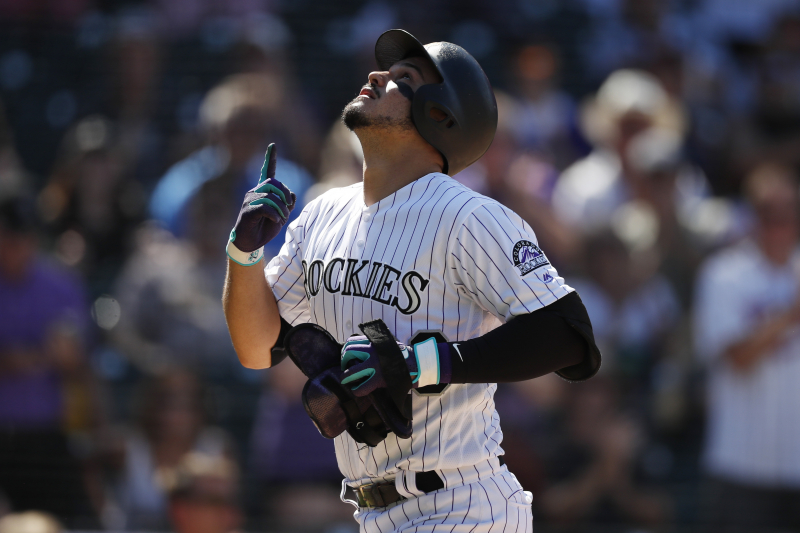 Best Potential Packages for Nolan Arenado After Trade Rumors Emerge
