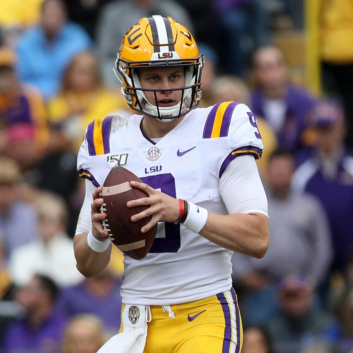 Ranking the 5 Best CFB Teams Ever Besides 2019 LSU