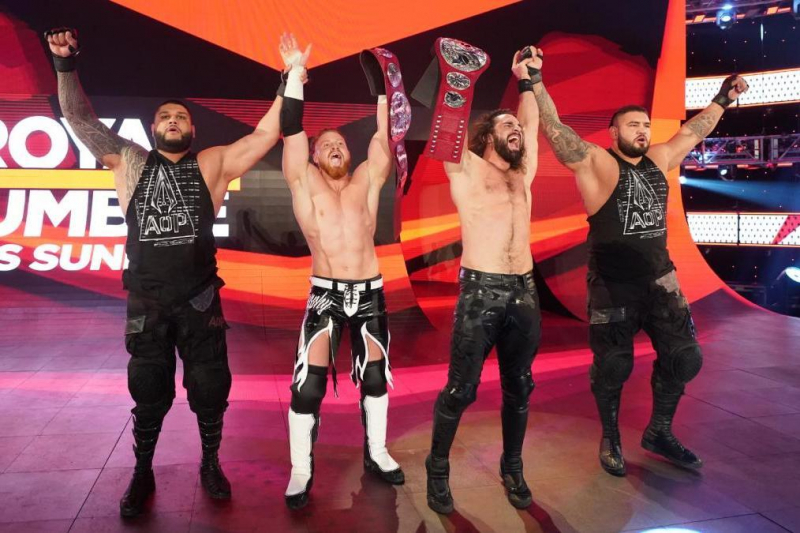 New Tag Champions Crowned, Final Build to Royal Rumble, More WWE Raw Fallout