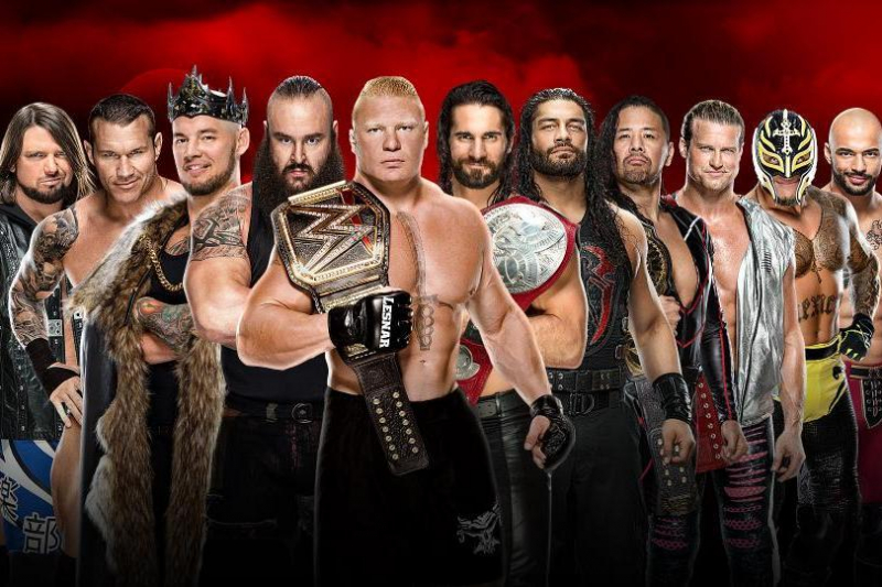 Bleacher Report's WWE Staff Predictions for Royal Rumble 2020
