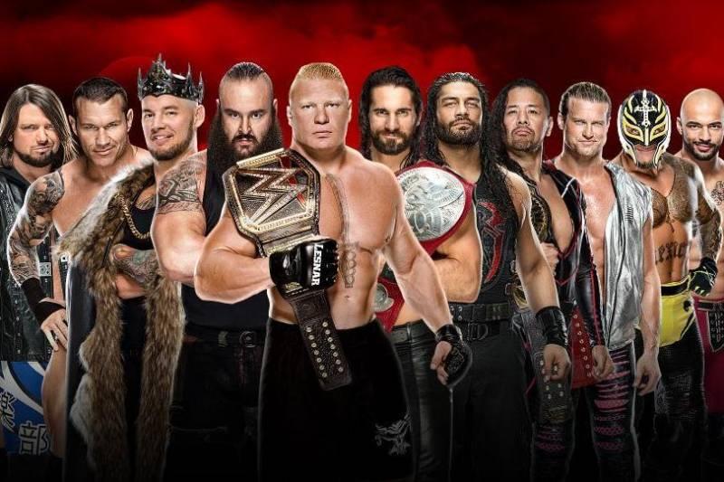 نتيجة بحث الصور عن Royal Rumble Match returns: WWE Playlist